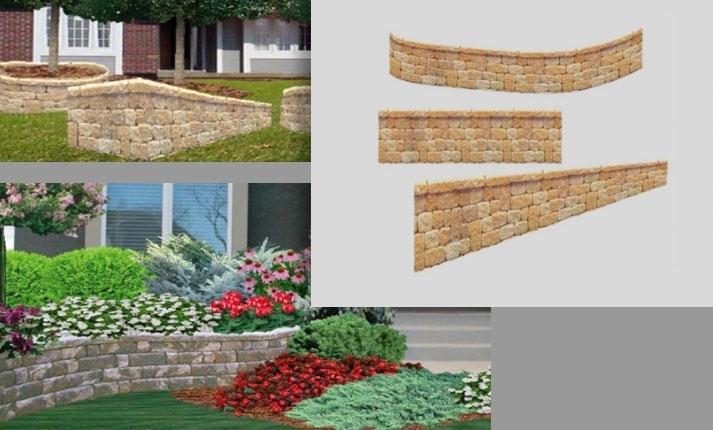 Awesome anteprima fotografica with giardino progetto - Progetti giardino per villette ...
