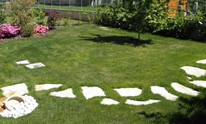 Amazing negli ultimi anni le pietre occupano un ruolo - Come creare un bel giardino ...